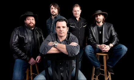 Reckless Kelly on Friday, May 2 or Cody Johnson on Saturday May 10 at Sam Houston Race Park (Up to 50% Off)