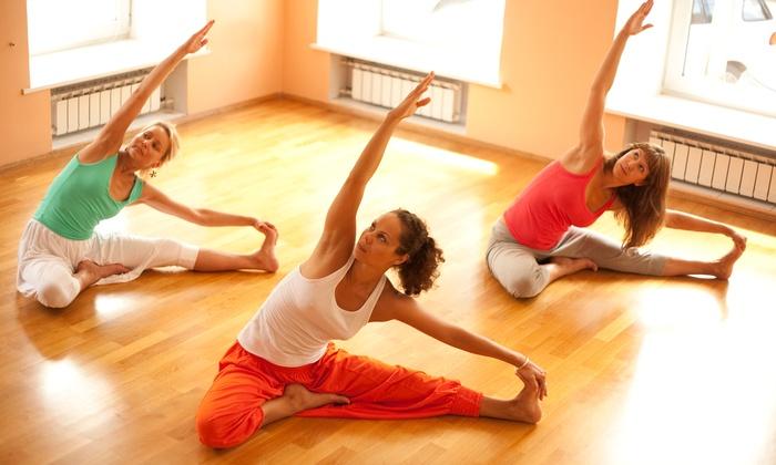 Kendra Diaz-Ford - Berkeley: Four Yoga Classes at Kendra Diaz-Ford (69% Off)