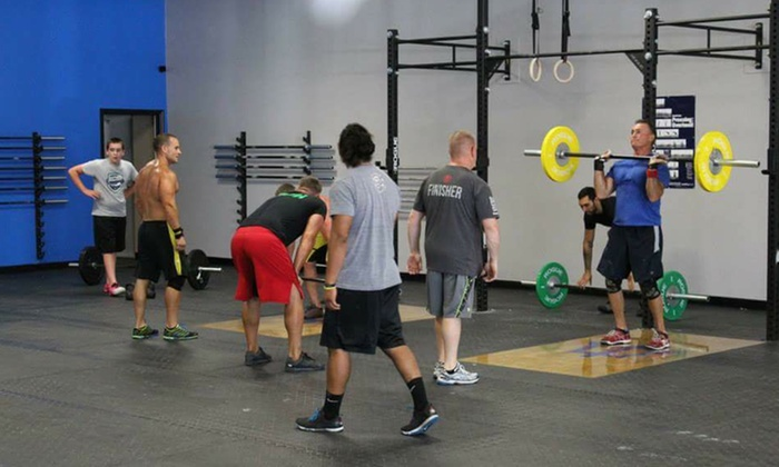 Ocean Point Athletics, LLC - Ocean Point Crossfit: Month of Unlimited CrossFit Classes for One, Two, or Three at Ocean Point CrossFit & Athletics(Up to 96% Off)