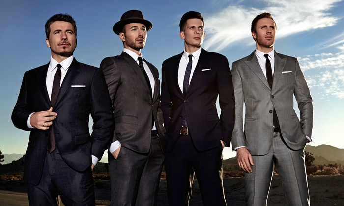 The Tenors  - Lakeland Center: The Tenors on February 1 at 7:30 p.m.