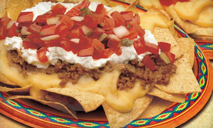 Taco Time - Taco Time - Hillside Centre: Burrito Meal for Two or Four or $5 for $10 Worth of Fast Mexican Food at Taco Time