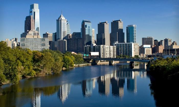 Embassy Suites Philadelphia – Center City - Philadelphia: Stay at Embassy Suites Philadelphia – Center City