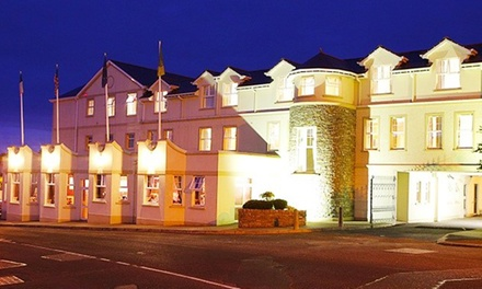 Co. Donegal: 23 Nights for Two with Breakfast; with Option for Dinner at Ballyliffin Hotel