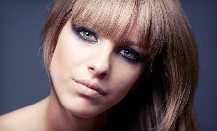 Cut-and-Style Package (a $55 value)  - DaVinci's Salon and Spa in Windsor