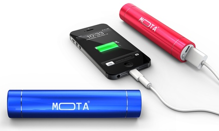 Mota Smartphone Battery Stick with Optional Accessory Bundle from $12.99–$19.99