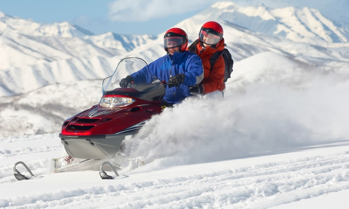 Lake Tahoe Snowmobile Tours - Lake Tahoe Snowmobiling: Two-Hour Snowmobile Tour for One or Two from Lake Tahoe Snowmobile Tours (Up to 30% Off). Four Options Available.