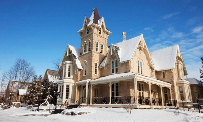 Elm Hurst Inn & Spa - Ingersoll, Ontario: Stay with Inn Credit at Elm Hurst Inn & Spa in Ingersoll, ON; Dates into March Available