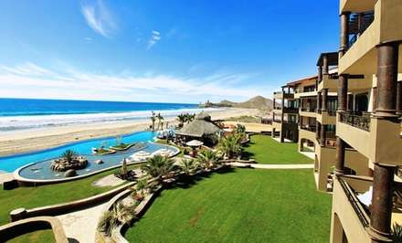 Groupon Deal: 3-Night Stay for Up to Six in a One- or Two-Bedroom Luxury Condominium at Sol Pacifico Cerritos in Los Cabos, Mexico