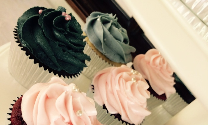 Confections by Loralei - Raleigh / Durham: $13 for $25 Worth of Dozen cupcakes at Confections by Loralei