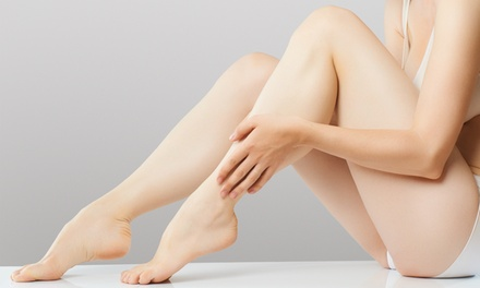 Six Laser Hair-Removal Treatments on a Small, Medium, or Large Area at M.E. Laser and Beauty (Up to 88% Off)