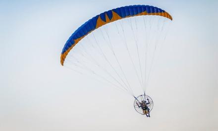 Vuelo en paramotor biplaza para 1 o 2 personas desde 54,95 € con Volar Andalucía