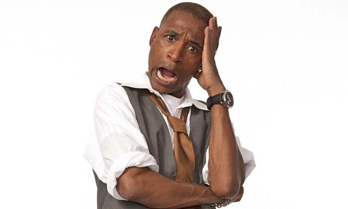 Tommy Davidson - The Historic Bal Theatre: Tommy Davidson at Historic BAL Theatre on Friday, July 31, at 8 p.m. (Up to 60% Off)