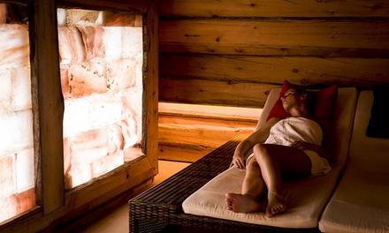 3 uur privé sauna met cava en versnaperingen voor 2 personen bij La Fata Morgana voor € 109,99!