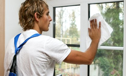 image for <strong>Window <strong>Cleaning</strong></strong> from Real Deal <strong>Cleaning</strong> (Up to 53% Off)