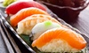Jaiyen Sushi & Noodle - Lakeview: Food and Drinks for One or Two at Jaiyen Sushi & Noodle (Up to 48% Off)