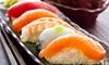 Kiku - Wayne: Japanese Dinner for Two or Four at Kiku (Up to 39% Off). Four Options Available.