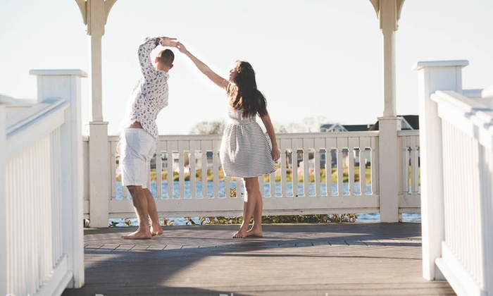 Logan Roquemore Photography - New York: 60-Minute Engagement Photo Shoot from Logan Roquemore Photography (76% Off)