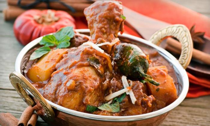 India House Restaurant - Michigan City: $10 for $20 Worth of Indian Cuisine at India House Restaurant