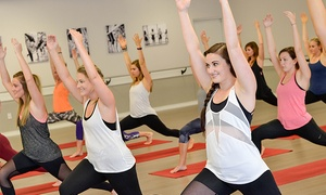 Body Alive: $49 for Two Months of Unlimited Fitness Classes at Body Alive (Up to a $170 Value)