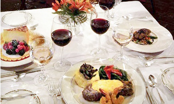 The Milton Inn Restaurant - Sparks: Upscale Fare at The Milton Inn Restaurant in Sparks (Up to 54% Off). Two Options Available.