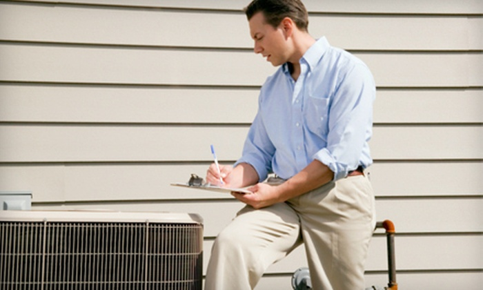 Westland Heating and Air Conditioning - Cleveland: Air-Conditioner Tune-Up with Option of Furnace Tune-Up from Westland Heating and Air Conditioning (Up to 55% Off)