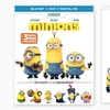 Minions Movie on Blu-ray or DVD (Pre-Order)