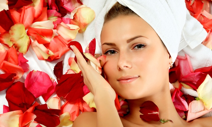 European Touch Beauty Centre - Mississauga: Facial with Optional Manicure, Mineral Peel, or Microdermabrasion at European Touch Beauty Centre (Up to 61% Off)