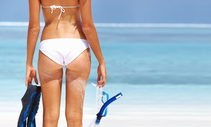 About Skin - Multiple Locations: One Brazilian Wax from About Skin (53% Off)