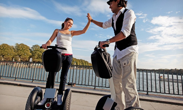 Segway Evolve - City Lakes Area: $49 for Two-Hour Segway Rental at Segway Evolve ($102 Value)