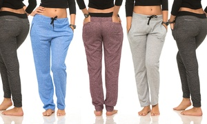Women's Color-Contrast Joggers (5-Pack) at Women's Color-Contrast Joggers (5-Pack), plus 8.0% Cash Back from Ebates.