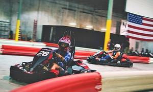 Up to 43% Off Kart-Racing Packages at Autobahn Indoor Speedway at Autobahn Indoor Speedway - Memphis, plus 9.0% Cash Back from Ebates.
