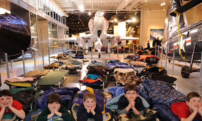 Intrepid Sea, Air & Space Museum - Pier 86: Family Operation Slumber Admission for Two or Four at the Intrepid Sea, Air & Space Museum (Up to 29% Off)