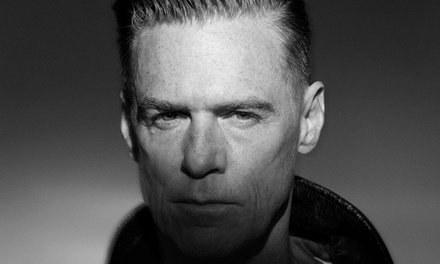 Bryan Adams at Charter Spectrum Amphitheatre on Friday, June 26, at 8 p.m. (Up to 36% Off)