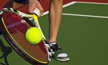 image for 5 or 10 One-Hour Beginner Group <strong>Tennis</strong> Lessons at Northbrook Racquet Club (Up to 53% Off)