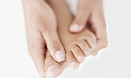 $26 for 30-Minute Reflexology Treatment with Massage at Relax Feet ($65 Value)
