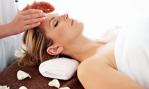 Red Stone Healing: One or Three One-Hour Reiki Sessions at Red Stone Healing (Up to 68% Off)