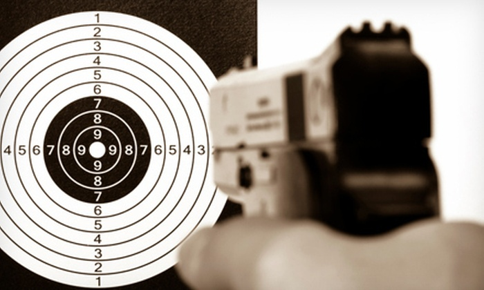 Chicago Firearm Training - Multiple Locations: $125 for NRA FIRST Steps Pistol Orientation at Chicago Firearm Training ($225 Value)