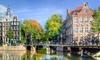 Im Herzen von Amsterdam: Standard-Doppelzimmer inkl. Frühstück
