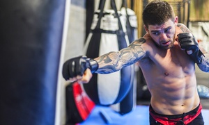 York Muay Thai: 10 Kick-Fit Classes or One-Month Unlimited Martial Arts Membership at York Muay Thai (Up to 81% Off)
