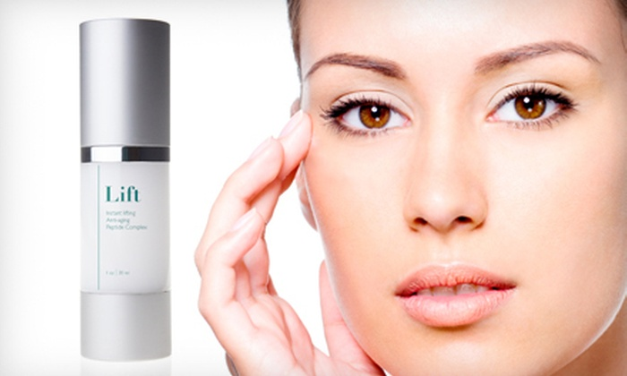 Collagen-Boosting Face-Lift Serum: $25 for the Ethos Collagen-Boosting Lift Anti-Aging Serum ($100 List Price). Free Shipping.