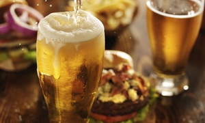 Himmel Haus: Two Beer Flights or Two or Four Small Plates and Pints at Himmel Haus (Up to 49% Off)