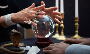 30-minute Psychic Reading At Psychic Love Spell Lady Christina (45% Off)