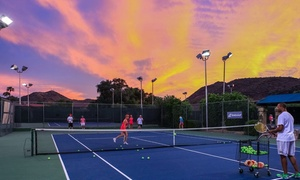 Gold Key Racquet Club: $45 for a One-Month Membership with up to 8 Tennis Clinics at Gold Key Racquet Club ($388 Value)