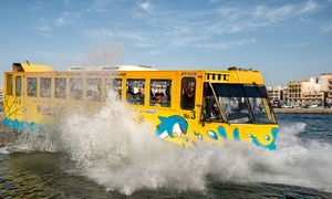 Wonder Bus Tours: Wonder Bus Tour with Dhow Cruise, Desert Safari, or Both with Wonder Bus Tours (Up to 52% Off)