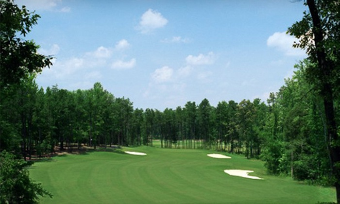 Waterford Golf Club - Waterford Park Buisness: 18-Hole Round of Golf for One, Two, or Four with Cart Rental at Waterford Golf Club in Rock Hill (Up to 56% Off)