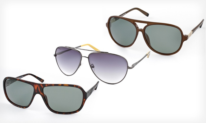 Kenneth Cole Sunglasses for Men or Women: $19.99 for One Pair of Kenneth Cole Sunglasses ($75 List Price). 19 Styles Available. Free Shipping and Returns.