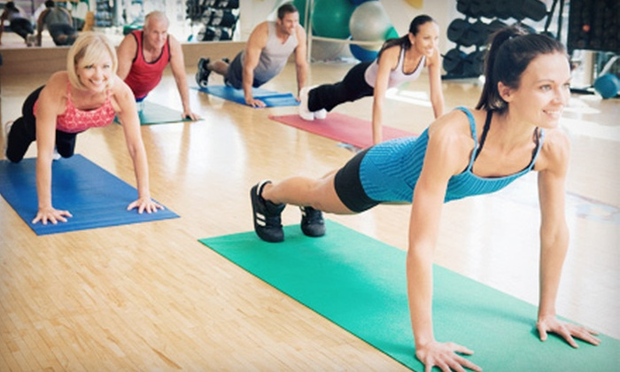 AK Fitness Studio - Toronto: One or Two Months of Unlimited Boot-Camp Classes at AK Fitness Studio (Up to 94% Off)