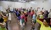 HOT HULA fitness with Megan - Orem: 5 or 10 HOT HULA fitness Classes  at HOT HULA fitness with Megan (Up to 50% Off)