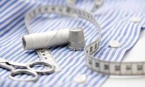 La Casa de las Camisas: 1, 2 o 3 camisas a medida con iniciales y telas 100% algodón para 1, 2 o 3 personas desde 44 € en La Casa de las Camisas