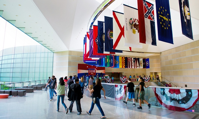 National Constitution Center - Center City East: Museum Outing for Two or Four to National Constitution Center (Up to 57% Off)
